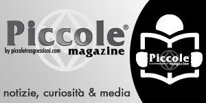 Banner de il Piccole Magazine