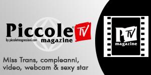 Banner de il Piccole Magazine TV