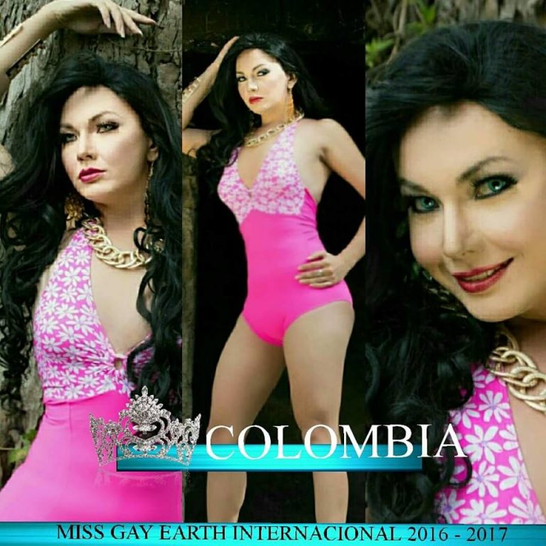Miss rappresentate Colombia