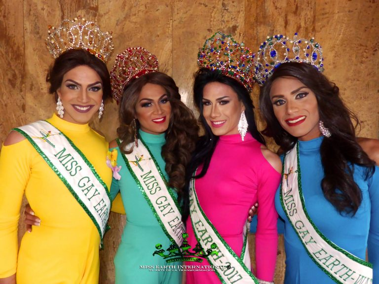 Vincitrici del Miss Earth International 2017