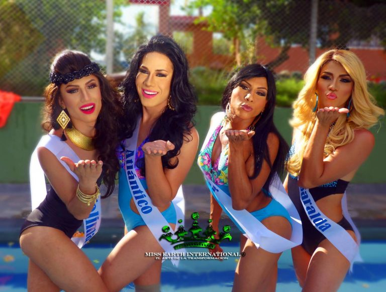 Vincitrici del Miss Earth International 2017 in costume