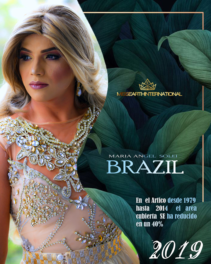 Maria Angel Solei, Brazil