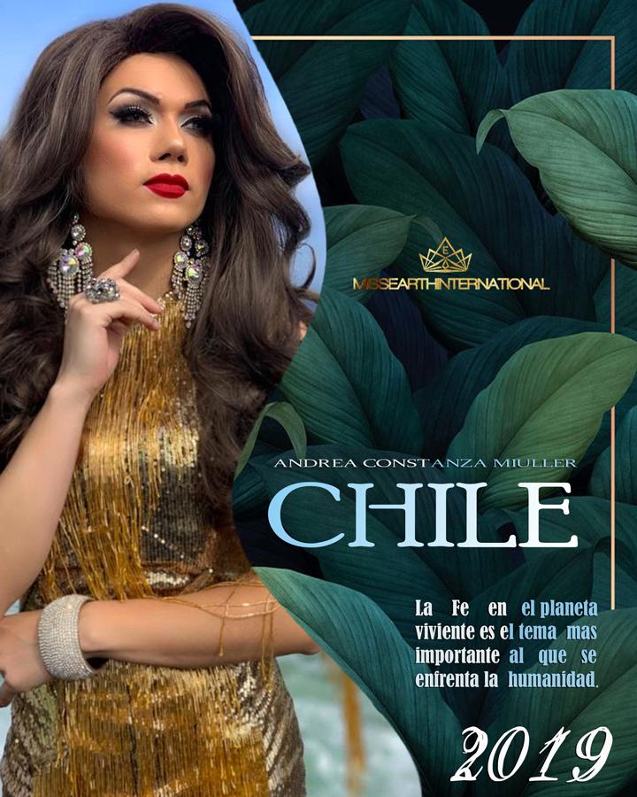 Andrea Costanza Miuller, Chile
