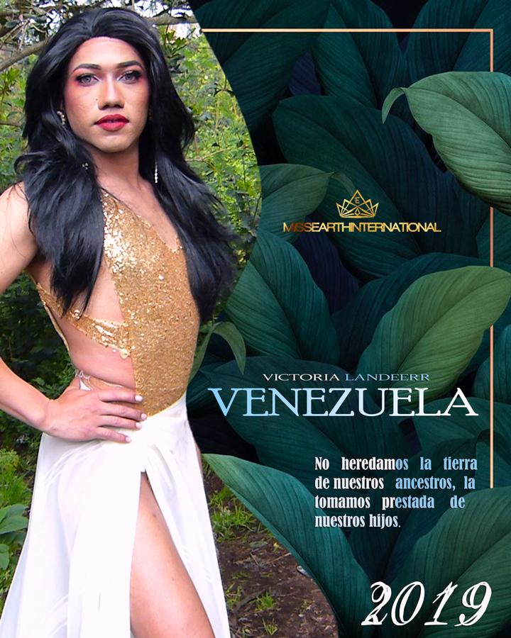 Victoria Landeerr, Venezuela