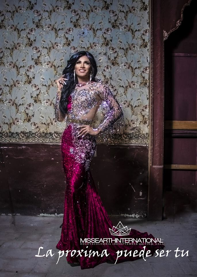 Valeria Montiel - Vincitrice del Miss Earth Internacional 2018