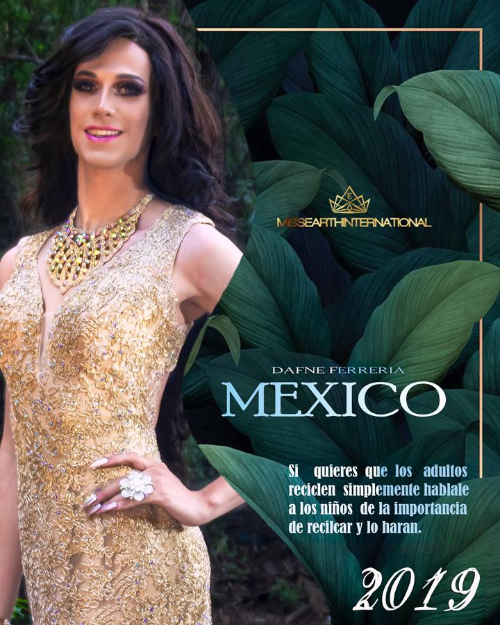 Dafne Ferreria, Mexico