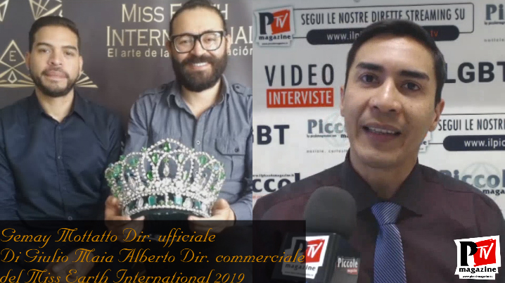 Organizzatori del Miss Earth international