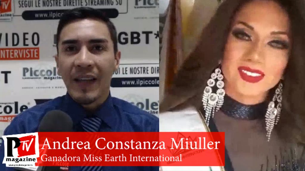 Video intervista a Andrea Constanza Miuller